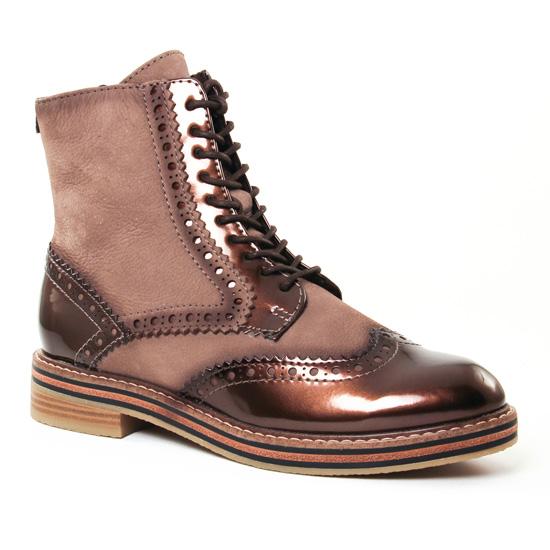 Bottines Et Boots Marco Tozzi 25256 Pepper, vue principale de la chaussure femme