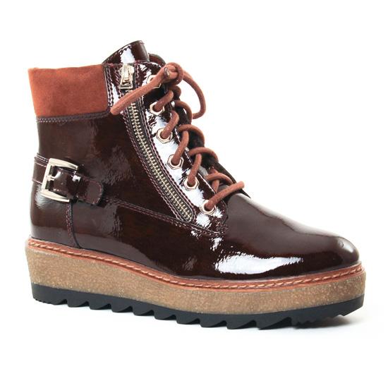 Bottines Et Boots Tamaris 25220 Marron, vue principale de la chaussure femme