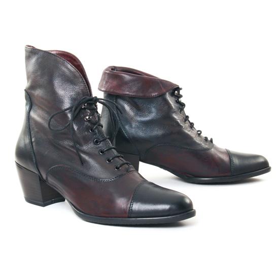 Bottines Et Boots Tamaris 25106 Lava Comb, vue principale de la chaussure femme