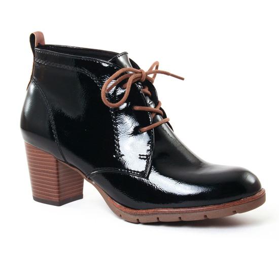 Bottines Et Boots Marco Tozzi 25109 Black, vue principale de la chaussure femme