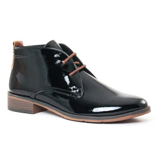 Bottines Et Boots Marco Tozzi 25118 Black, vue principale de la chaussure  femme 185e32bb39b1