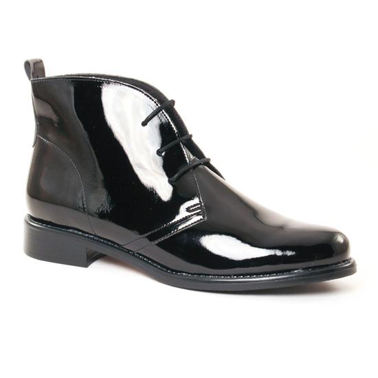 Bottines Et Boots Scarlatine 7549 Aa Noir, vue principale de la chaussure femme