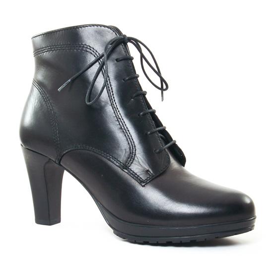 Bottines Et Boots Tamaris 25120 Black, vue principale de la chaussure femme