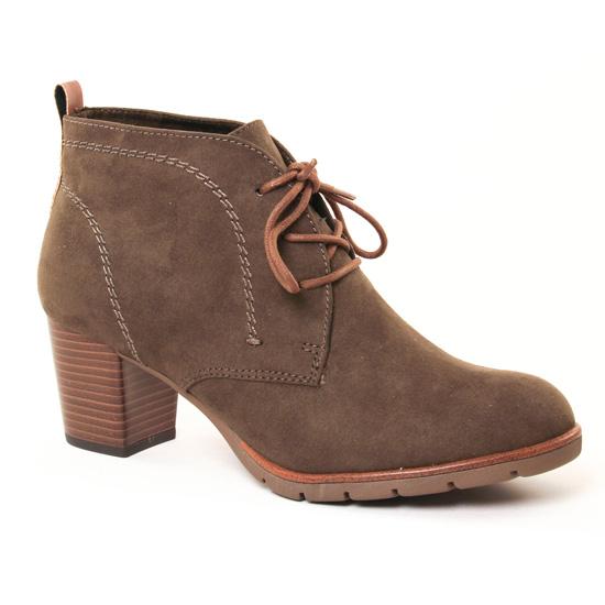 Bottines Et Boots Marco Tozzi 25107 Olive, vue principale de la chaussure femme