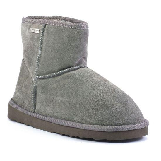 Bottines Et Boots Les Tropeziennes Flocon Gris, vue principale de la chaussure femme