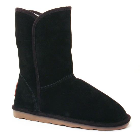 Bottines Et Boots Les Tropeziennes Carmen Noir, vue principale de la chaussure femme
