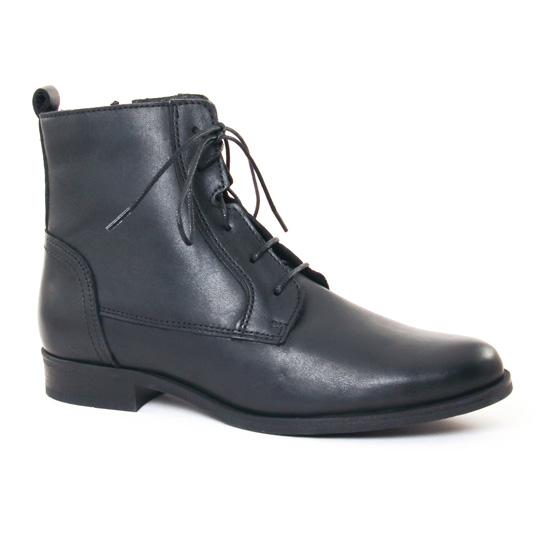 Bottines Et Boots Scarlatine 7909 Noir, vue principale de la chaussure femme