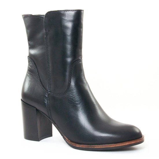 Bottes Tamaris 25049 Black, vue principale de la chaussure femme