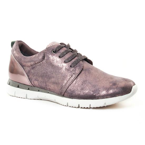 Tennis Et Baskets Mode Marco Tozzi 23700 Grey, vue principale de la chaussure femme