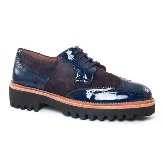 Chaussures À Lacets Maria Jaen 5611N Marino, vue principale de la chaussure femme