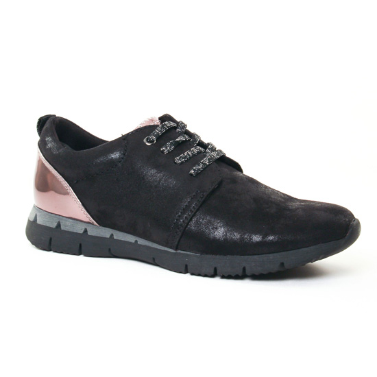 Tennis Et Baskets Mode Marco Tozzi 23700 Black, vue principale de la chaussure femme