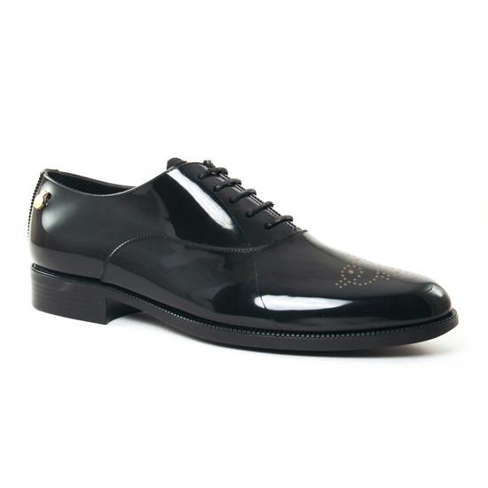 Chaussures À Lacets Lemon Jelly Jenny Black, vue principale de la chaussure femme