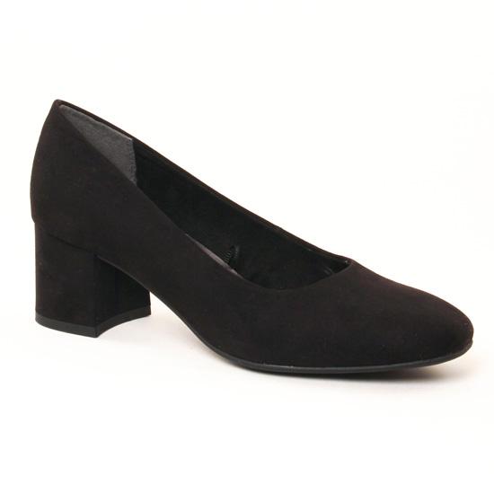 Escarpins Marco Tozzi 22403 Black, vue principale de la chaussure femme