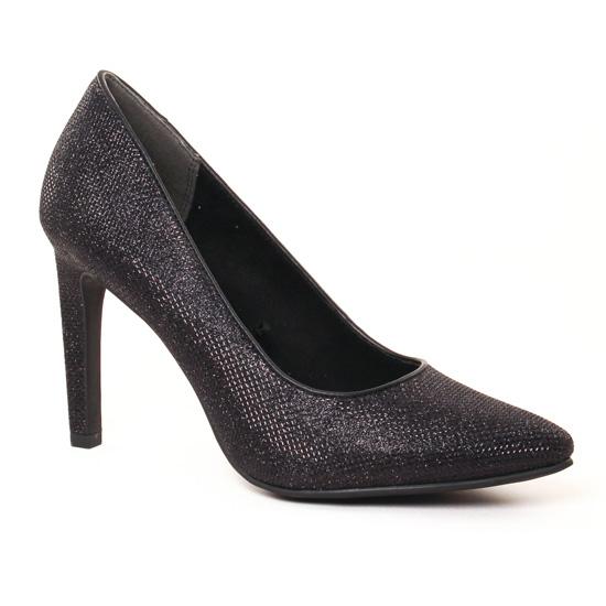 Escarpins Marco Tozzi 22425 Black, vue principale de la chaussure femme