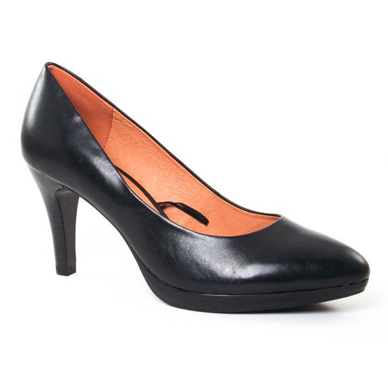 Escarpins Caprice 22411 Black, vue principale de la chaussure femme
