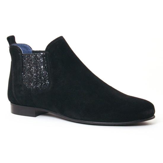 Bottines Et Boots Pintodiblu 79623 Noir, vue principale de la chaussure femme