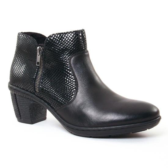 bottines / low boots 50288 femme rieker 50288 hiDF55n