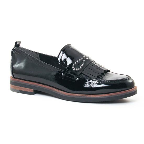 Mocassins Marco Tozzi 24201 Black, vue principale de la chaussure femme