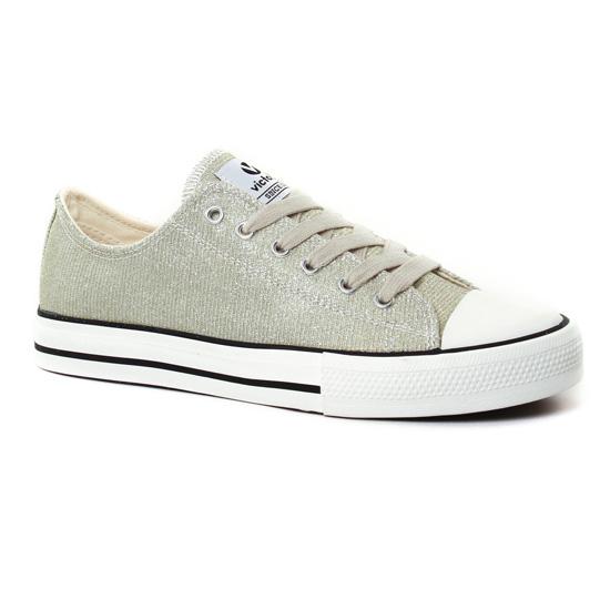 Tennis Et Baskets Mode Victoria 1065108 Oro, vue principale de la chaussure femme