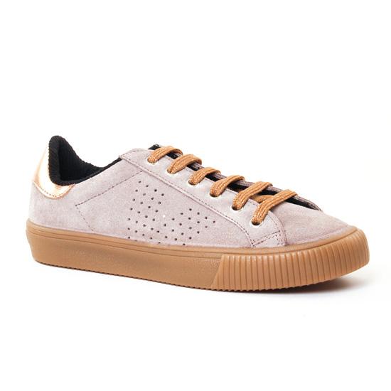 Tennis Et Baskets Mode Victoria 1065114 Taupe, vue principale de la chaussure femme