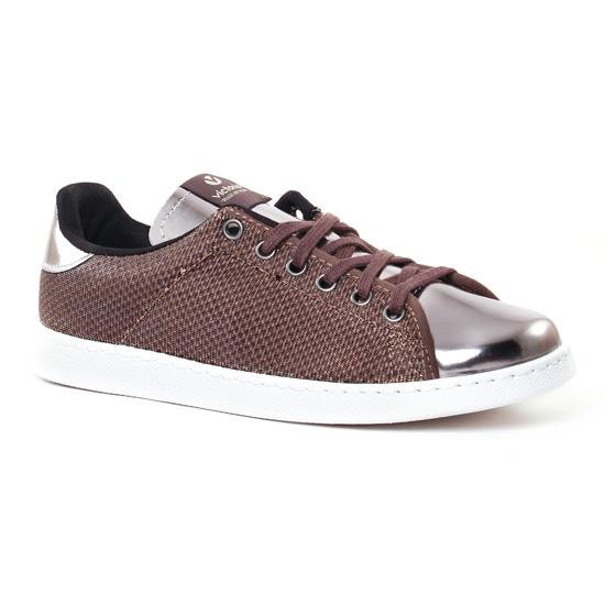 Tennis Et Baskets Mode Victoria 1125101 Taupe, vue principale de la chaussure femme
