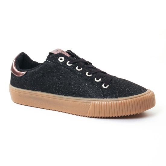 Tennis Et Baskets Mode Victoria 1065115 Noir, vue principale de la chaussure femme