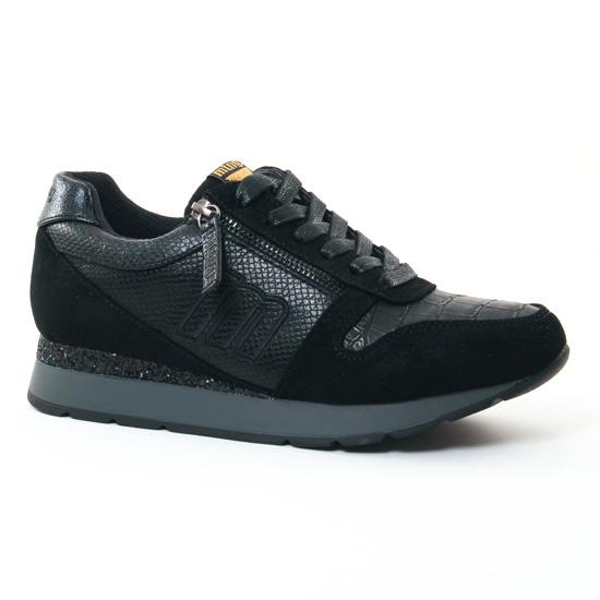 Tennis Et Baskets Mode Mtng 69100 Noir, vue principale de la chaussure femme