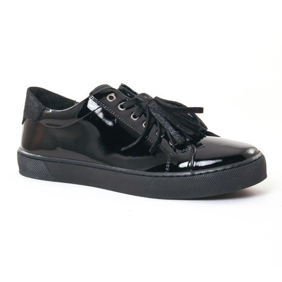 Tennis Et Baskets Mode Scarlatine 8000 Noir, vue principale de la chaussure femme