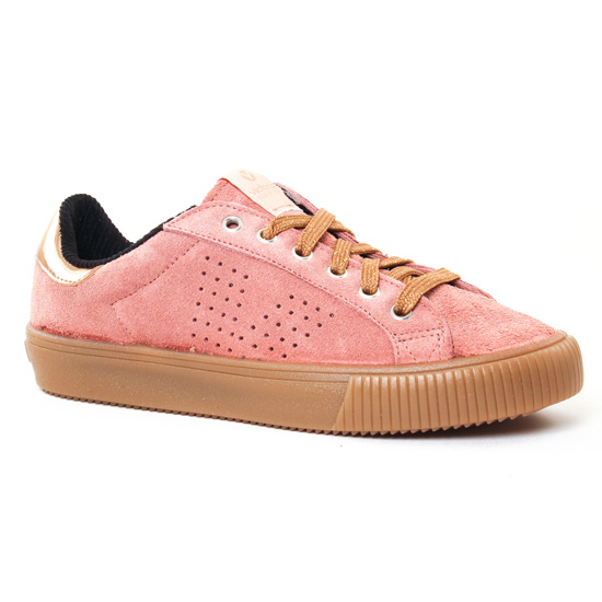 Tennis Et Baskets Mode Victoria 1065114 Rose, vue principale de la chaussure femme