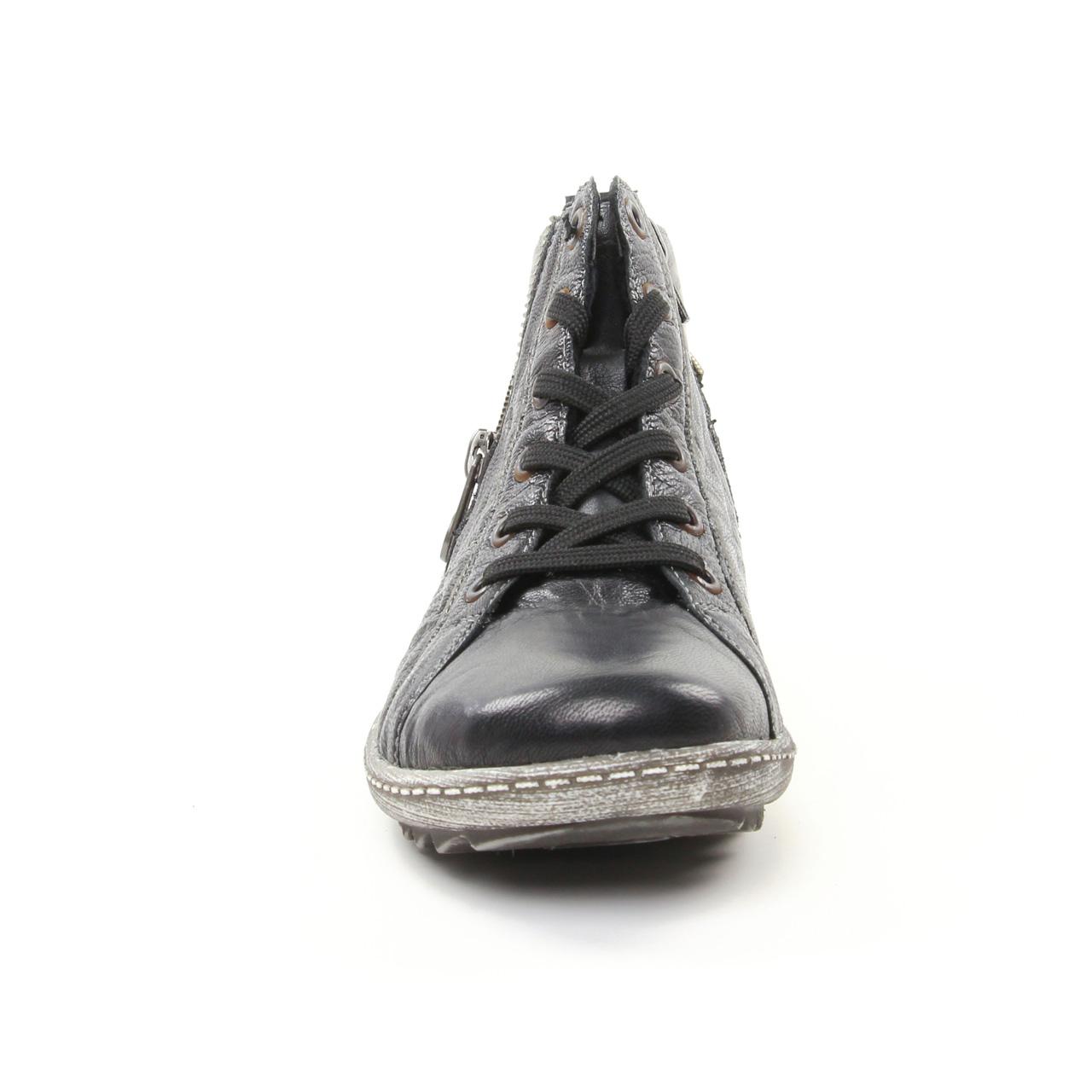 Remonte R1472 01 Schwarz | basket mode noir automne hiver