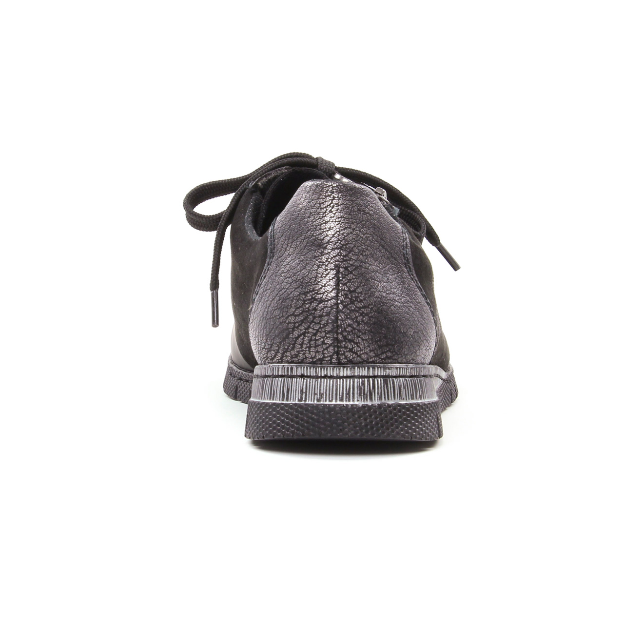 Rieker N5322 02 Schwarz | basket mode noir automne hiver