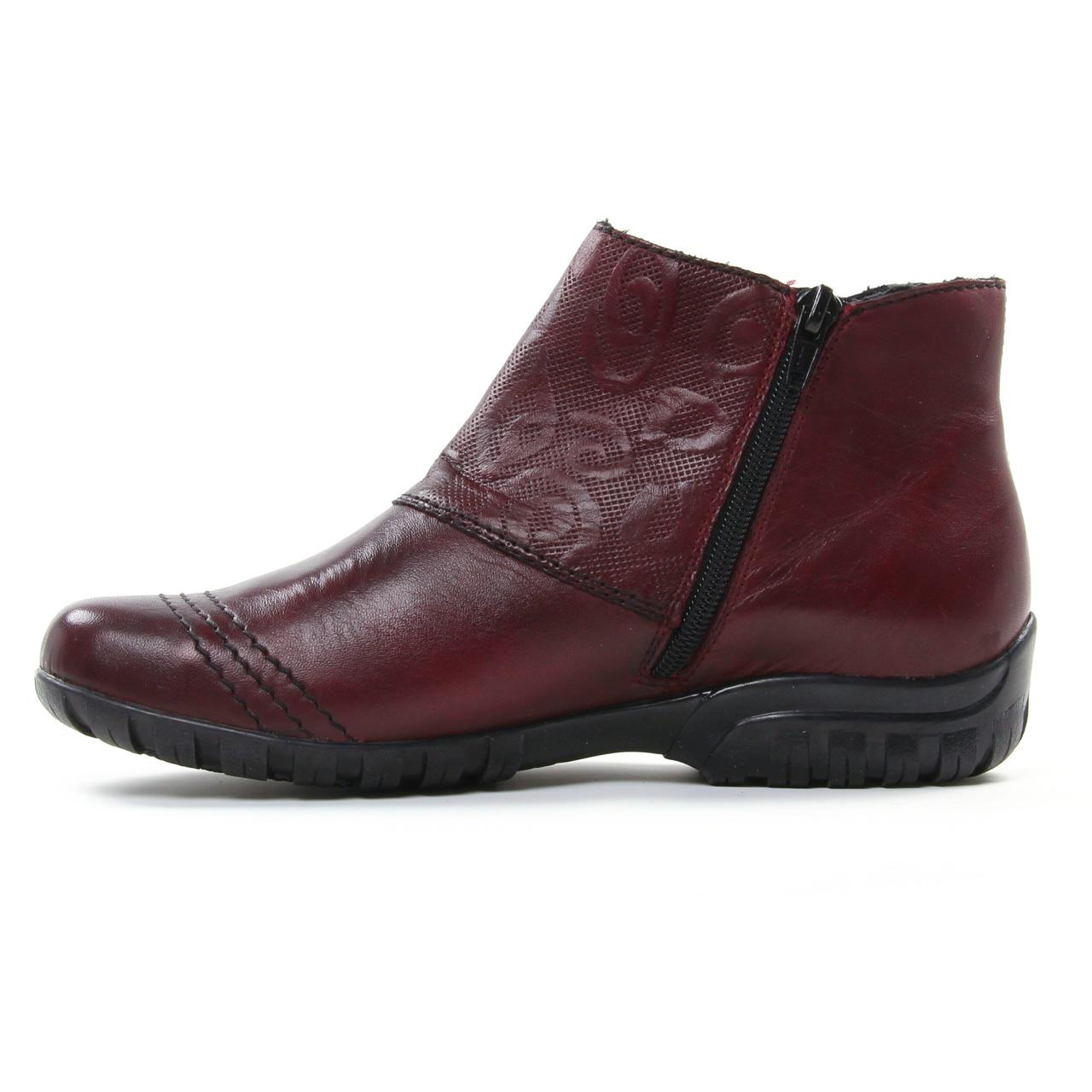 chaussures rieker bottine femme