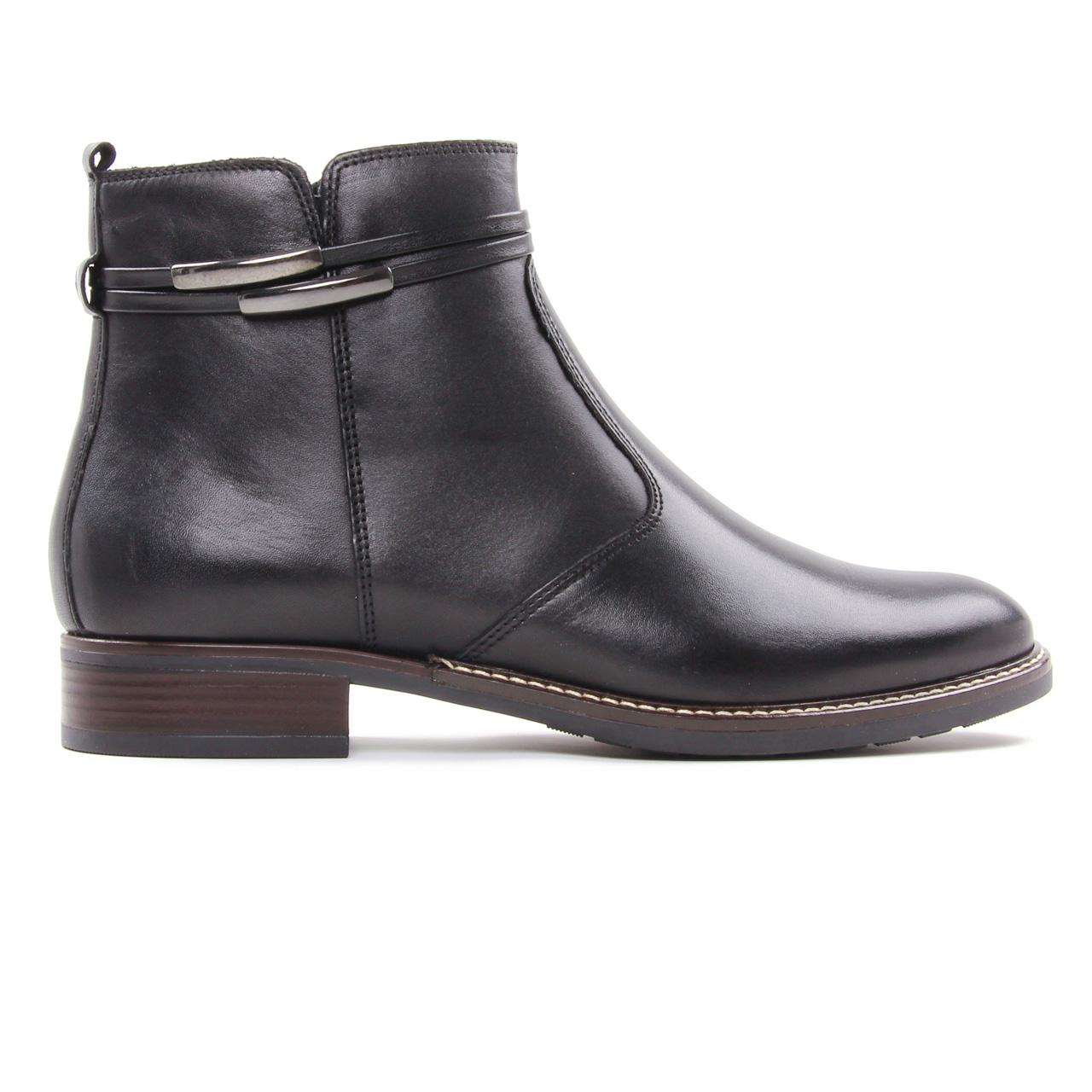 f92e1e38c98cce Tamaris 25008 Black | boots noir automne hiver chez TROIS PAR 3