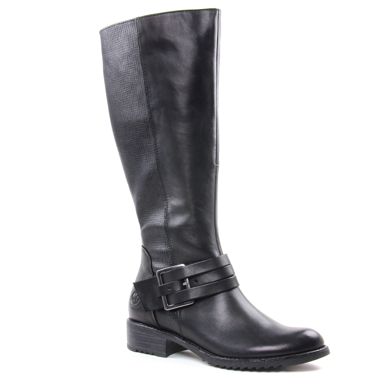 Marco Tozzi 25609 Black | bottes noir automne hiver chez
