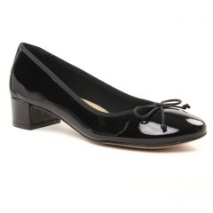 ballerines-talon vernis noir: même style de chaussures en ligne pour femmes que les Maria Jaén