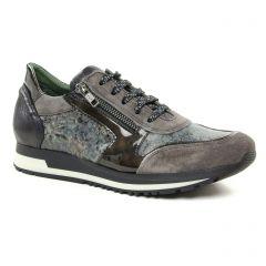 baskets-compensees gris bleu: même style de chaussures en ligne pour femmes que les Gioseppo