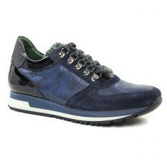 baskets-mode bleu bleu marine: même style de chaussures en ligne pour femmes que les Mtng