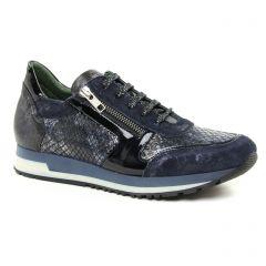 baskets-mode bleu marine: même style de chaussures en ligne pour femmes que les Geox