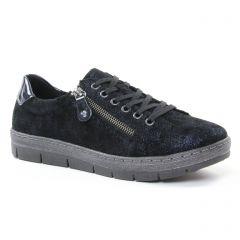 baskets-mode bleu marine: même style de chaussures en ligne pour femmes que les Victoria