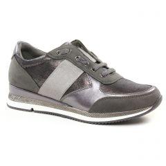 baskets-mode gris: même style de chaussures en ligne pour femmes que les Marco Tozzi