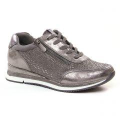 baskets-mode gris: même style de chaussures en ligne pour femmes que les Jb Martin