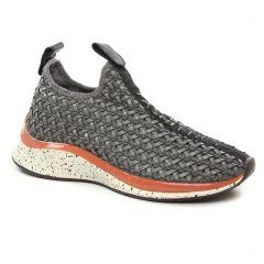 baskets-mode gris: même style de chaussures en ligne pour femmes que les Tamaris