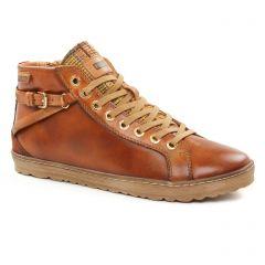 baskets-mode marron: même style de chaussures en ligne pour femmes que les Jb Martin