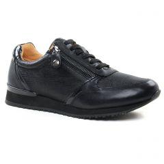 Caprice 23600 Black : chaussures dans la même tendance femme (baskets-mode noir) et disponibles à la vente en ligne