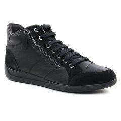 Geox D6468C Black : chaussures dans la même tendance femme (baskets-mode noir) et disponibles à la vente en ligne