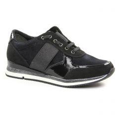 baskets-mode noir: même style de chaussures en ligne pour femmes que les Marco Tozzi