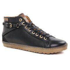 baskets-mode noir: même style de chaussures en ligne pour femmes que les Pikolinos
