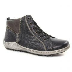 Remonte R1472-01 Schwarz : chaussures dans la même tendance femme (baskets-mode noir) et disponibles à la vente en ligne