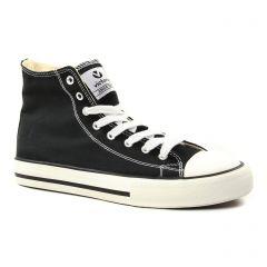 baskets-mode noir: même style de chaussures en ligne pour femmes que les Geox