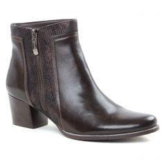 Chaussures femme hiver 2018 - boots Regarde le ciel marron